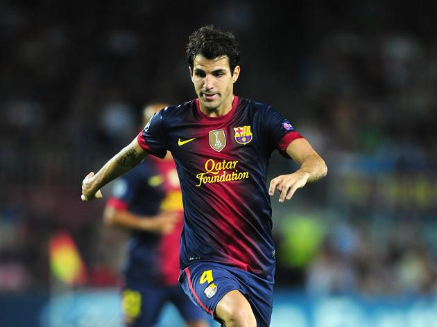 Manchester United make Fabregas bid