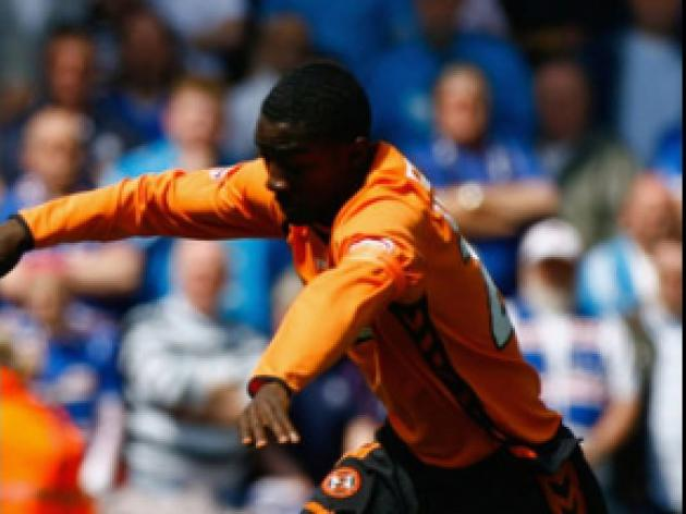 Tangerines win ends Motherwell run