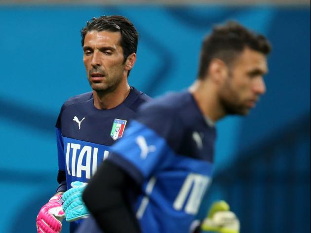 Italy hopeful over Buffon