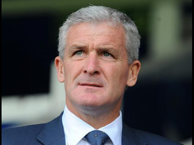 Fulham boss Hughes frustrated with referee