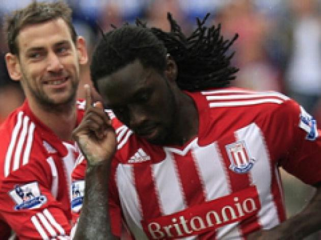 Delap pleased by Potters evolution