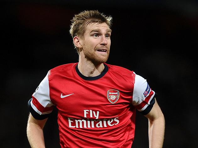 Mertesacker: We are confident