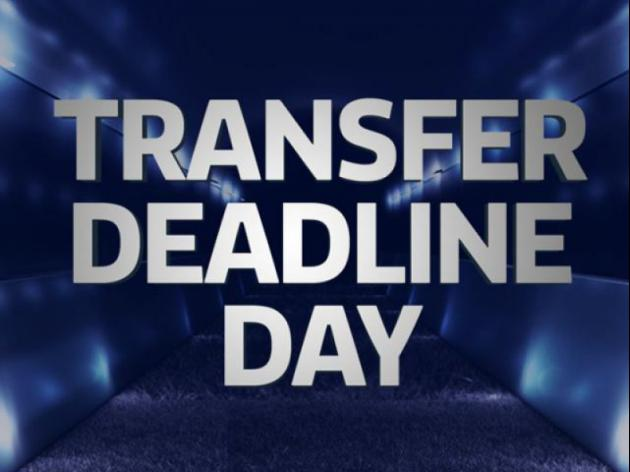 Transfer Deadline Day 2014: LIVE
