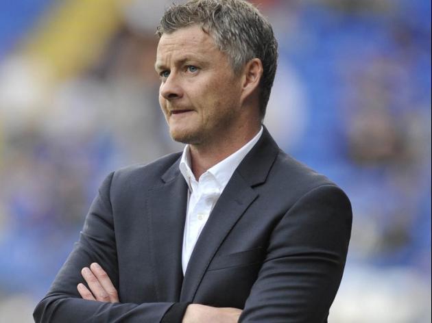 Solskjaer steps down at Cardiff