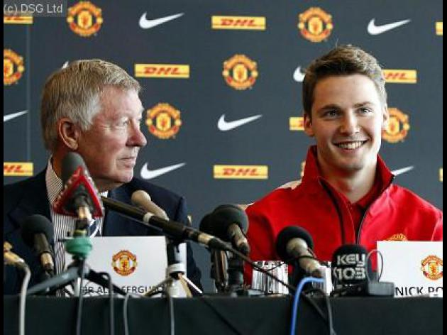 Sir Alex reveals Powell competition
