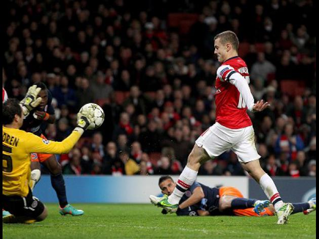 Gunners advance with victory