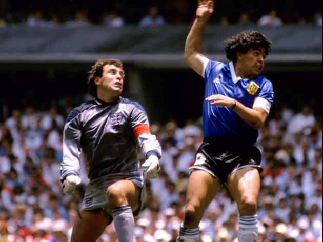 World Cup 2014 - 84 days to go: Greats - Diego Maradona