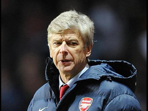 Wenger puts emotion aside