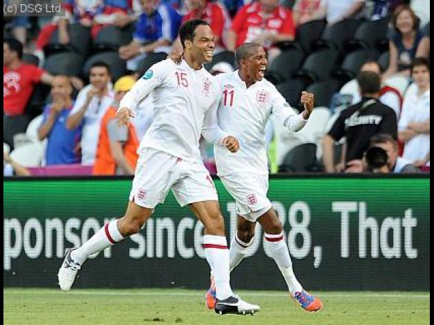 Lescott happy with England display