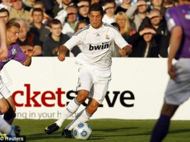 United's formation switch: Ronaldo move prompts re-think for Fergie