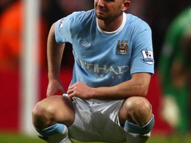 Stephen Ireland questions Manchester City future after 'difficult year' at Eastlands