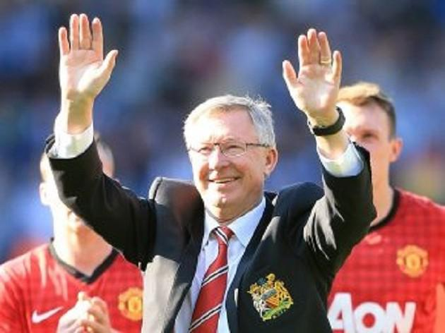 Ferguson signs off with LMA award