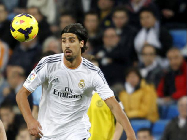 Can Arsenal really sign Sami Khedira and another Striker?