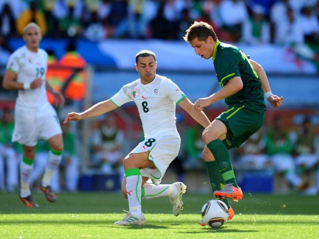 Algeria 0-1 Slovenia - Match Report