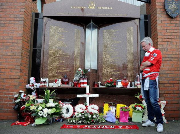 Liverpool to pay respects at Hillsborough memorial service