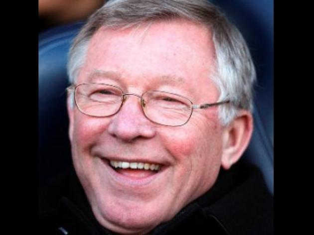Fergie - Arsenal still in it