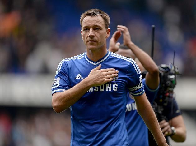 Mourinho: Terry will earn new deal