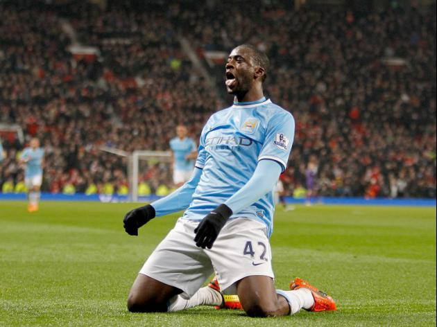 Moscow 'not a problem' for Toure