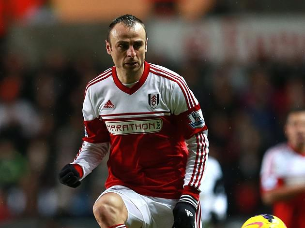 Berbatov set to leave Fulham for Monaco