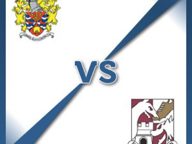 Dagenham Redbridge V Northampton Town - Follow LIVE text commentary