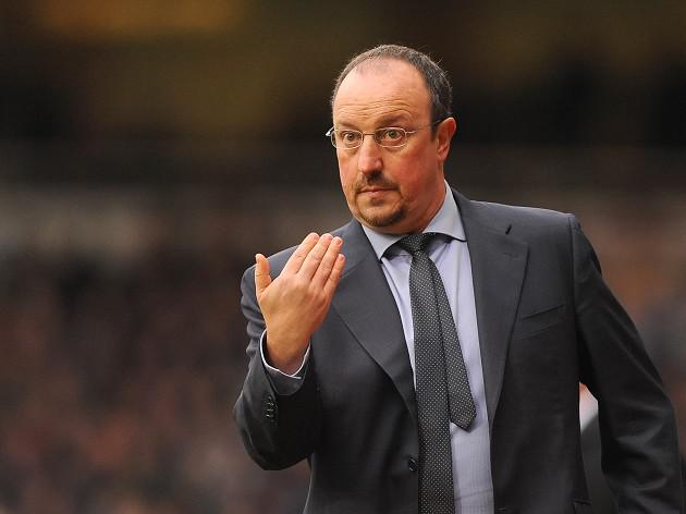 Benitez demands more from Chelsea