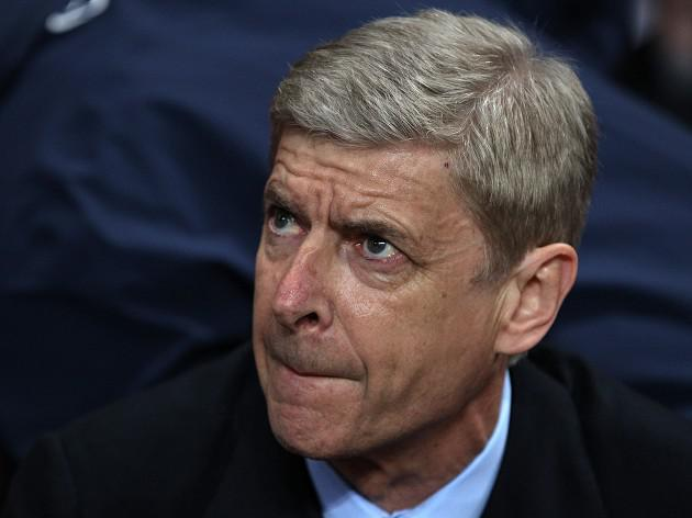 Wenger: We're not scared to spend