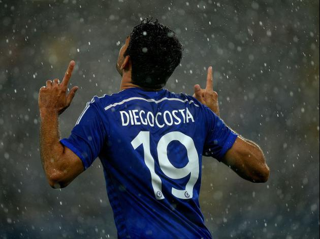 Costa fit for West Brom clash