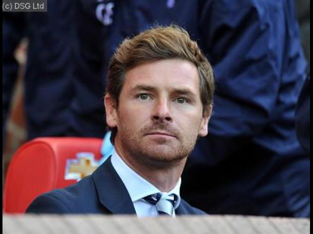 Andre Villas-Boas warns Harry Redknapp off Jermain Defoe