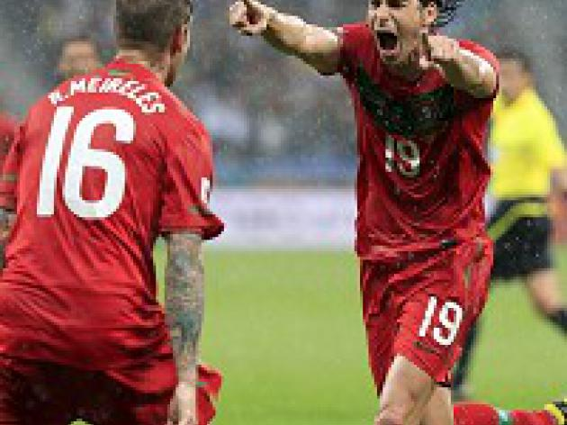 Portugal net seven past North Korea