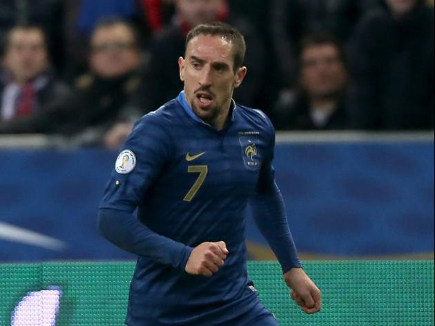 Ribery retires from internationals