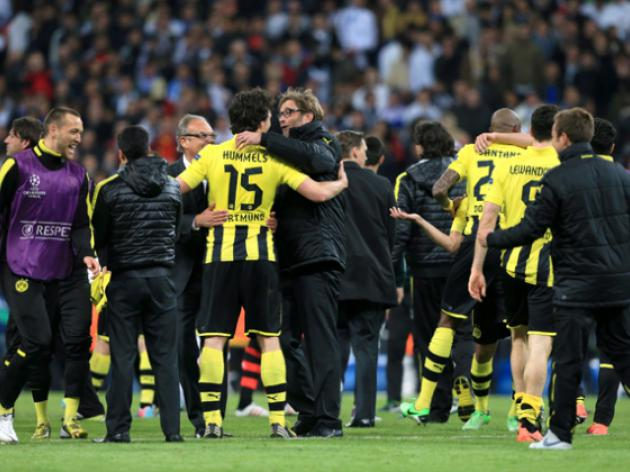 Dortmund's story from cash-crisis to Wembley finalists