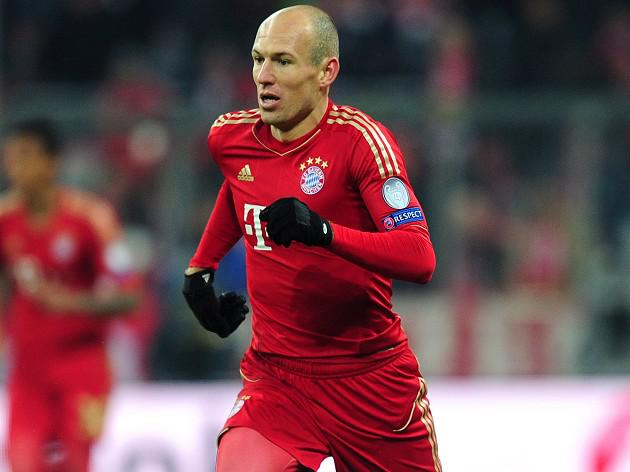 Bayern Munich winger Arjen Robben satisfied with home win
