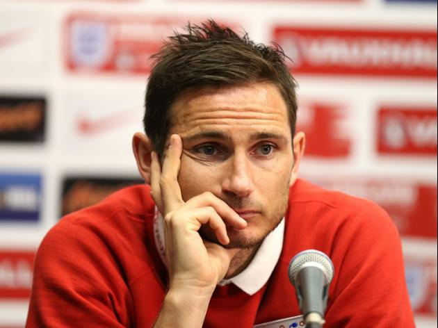 Lampard hoping to bow out in style