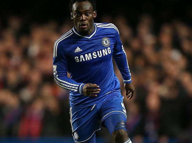 Essien could make Blues window exit