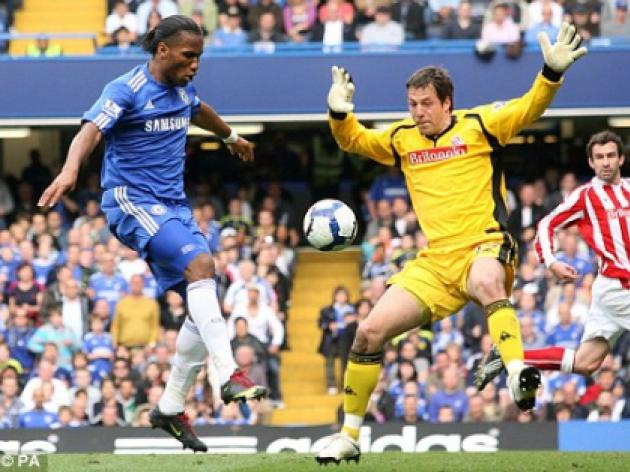 WORLD CUP 2010: Stoke goalkeeper Thomas Sorensen winning race to be fit for South Africa