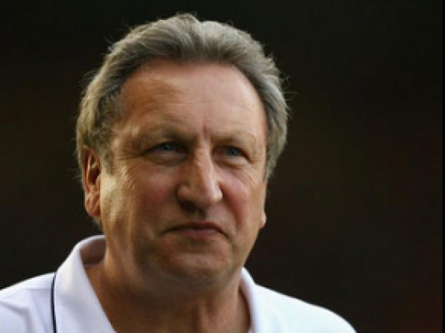 Warnock laughs off County rumours