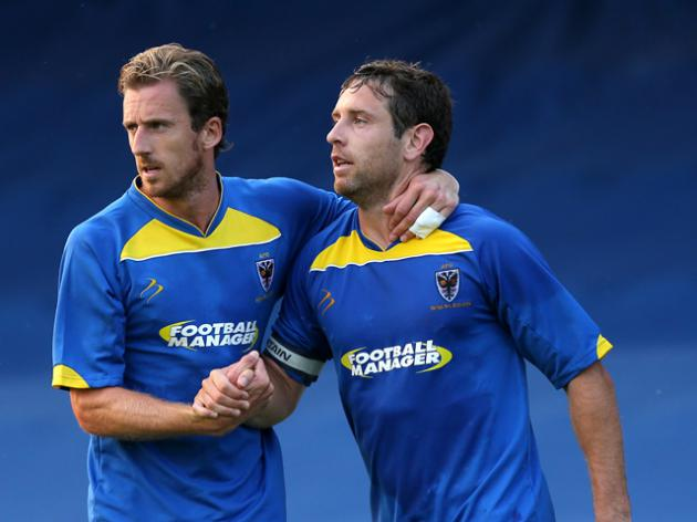 AFC Wimbledon V Oxford Utd at The Cherry Red Records Stadium : Match Preview
