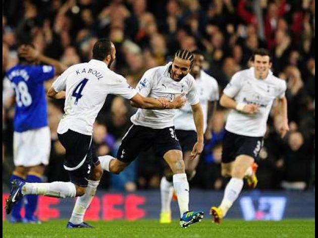Spurs send warning to title rivals