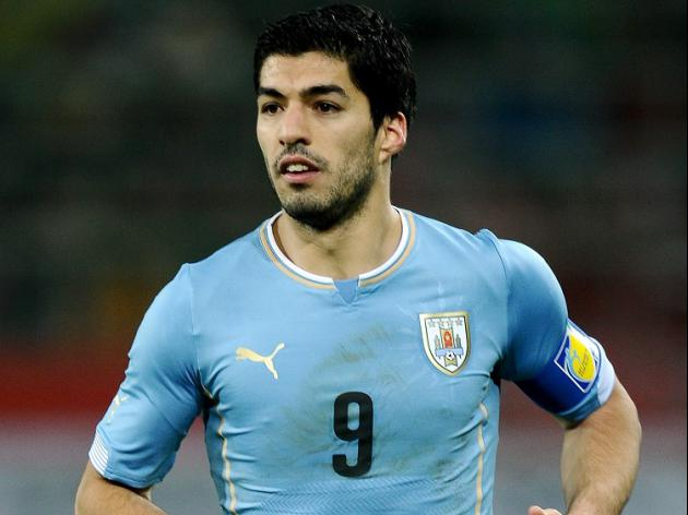 Uruguay hopeful over Suarez