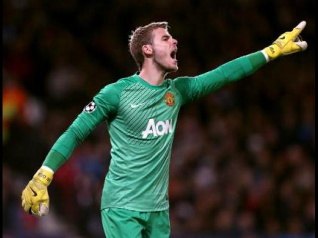 De Gea vows to keep improving