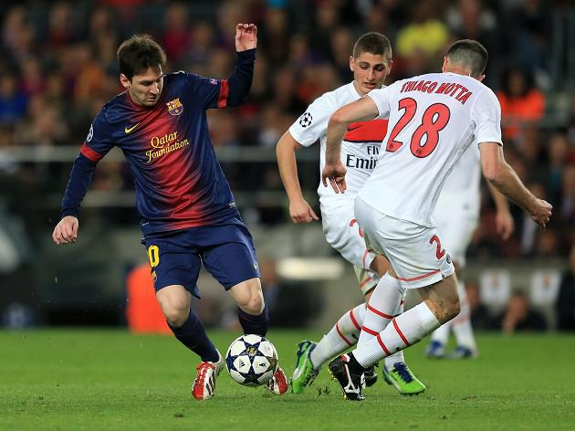 Lionel Messi's appearance was crucial says David Villa