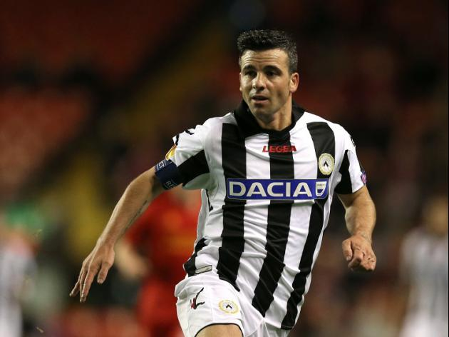 Di Natale targeting 200-goal mark