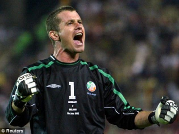 Shay Given and Kevin Kilbane join Republic of Ireland 100 club