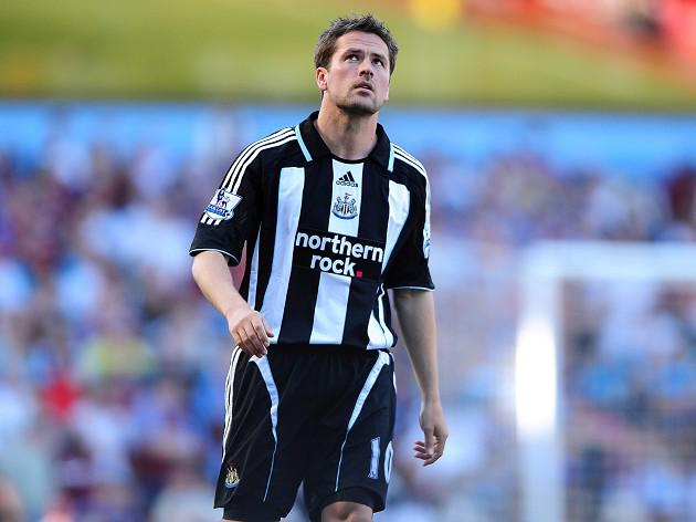 Michael Owen lays into Newcastle over contract saga in 2009