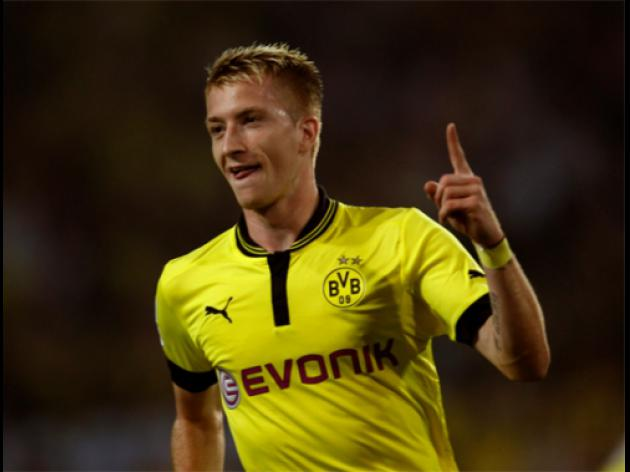 Top 10 Goals Of September 2012: 4 - Marco Reus