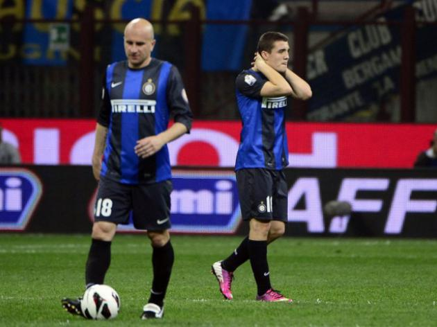 Serie A giants Inter suffer horror ending to season