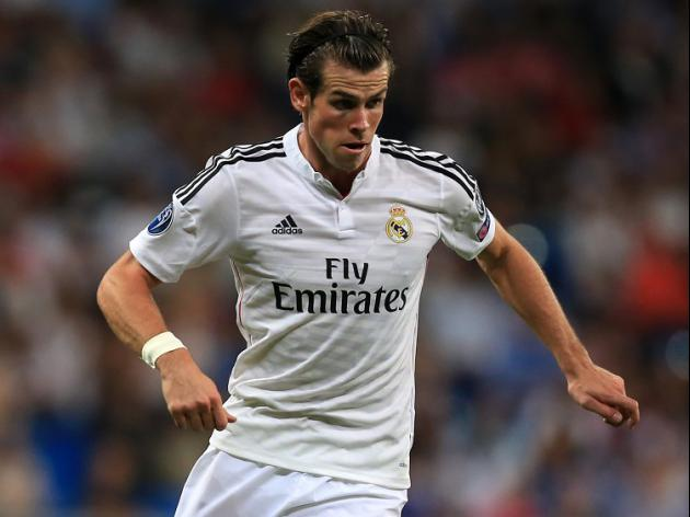 Bale to miss Liverpool clash