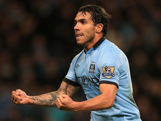 Tevez set for Juve unveiling
