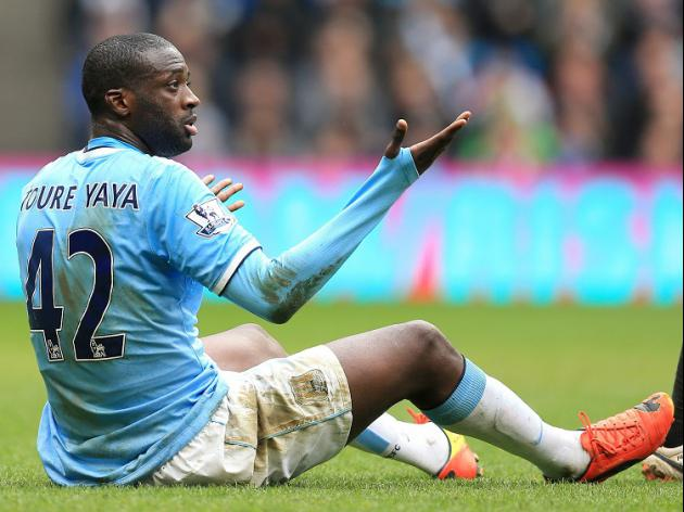 Toure: I deserve more respect