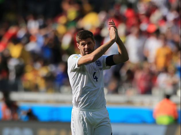 Gerrard retires from internationals